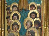 Altarbild in St. Johannis Lüneburg