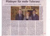 07.01.2013 Artikkel aus der Landeszeitung