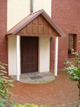 Eingang zur St. Thomas in Lüneburg