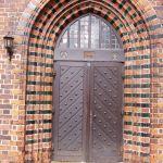 Eingang zur St. Michaelis-Kirche in Lüneburg