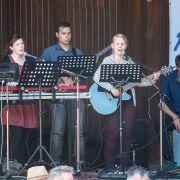 Musikteam, Baptistengemeinde Lüneburg, Foto M. Hinrichs
