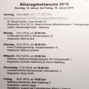Allianzgebetswoche Plan Termine hier herunter laden