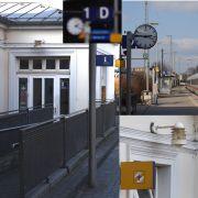 Bahnhofsmission am Gleis 1, Abschnitt D, beim Infopoint
