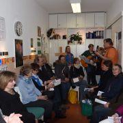 Musikalische Begleitung der Passionsandacht mit dem Gitarrenchor aus Bardowick.