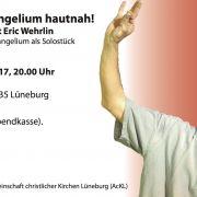 Markusevaangelium, Theaterabend 15.09.2017, Friedenskirche